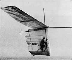 Human Powered Flight