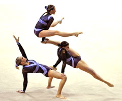 Amazing Balancing Acts