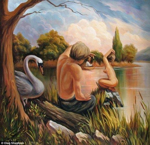 Amazing Illusions by Oleg Shuplyak