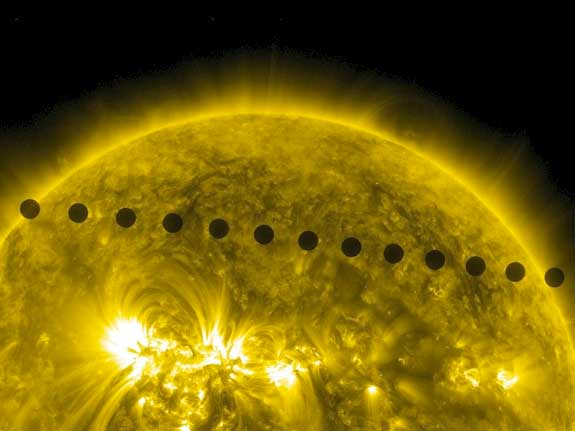 The 2012 Venus Transit (the last of this century)