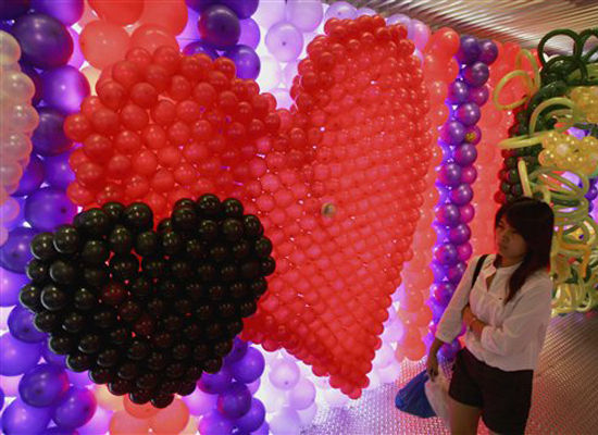 'Love Day' Around the World